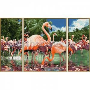 Триптих Фламинго 50х80 см Schipper