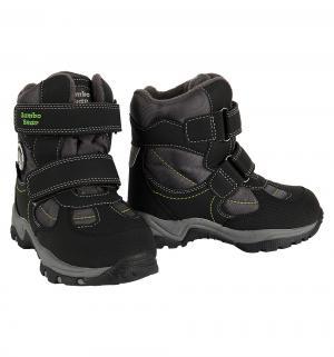 Ботинки , цвет: черный Jumbo