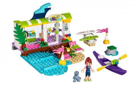 Конструктор  Friends 41315 Лего Друзья Серф Станция Мии Lego