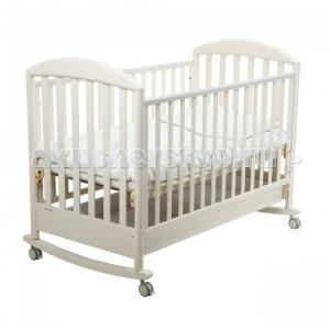 Детская кроватка  Джованни качалка 120х60 Papaloni