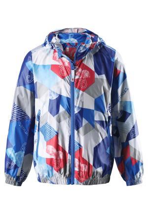 Куртка , цвет: голубой Reima