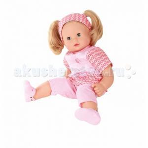 Кукла Макси-маффин блондинка в розовом 42 см Gotz