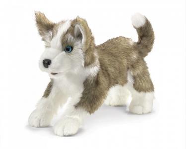 Мягкая игрушка  Волчонок 33 см Folkmanis