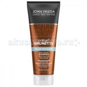 Brilliant Brunette Шампунь увлажняющий для темных волос Colour Protecting 250 мл John Frieda