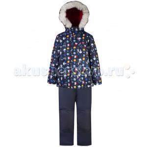 Комплект для мальчика (куртка, полукомбинезон) GWB 5408 Gusti