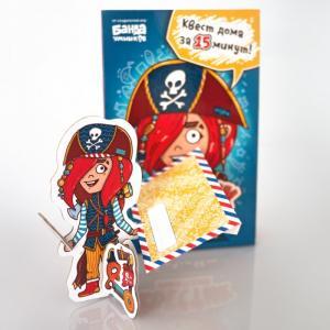 Настольная игра Квестик пиратский Мэри Банда Умников