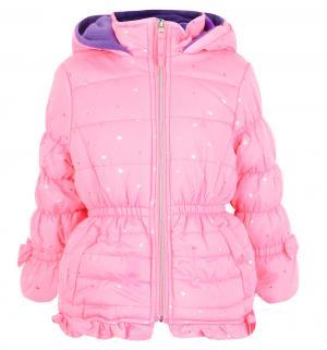 Куртка , цвет: розовый Pink platinum by Broadway kids