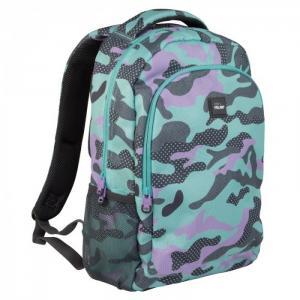 Рюкзак школьный Camouflage 41х30х12 см 624601GM Milan
