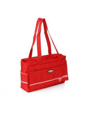 Сумка-термос  Foogo Large Diaper Fashion Bag in, цвет: красный Thermos