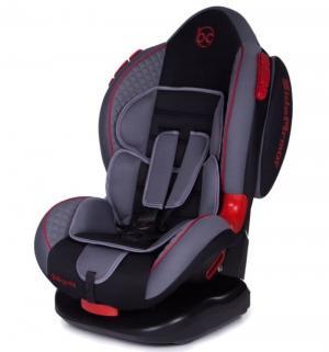 Автокресло BabyCare Polaris isofix, цвет: серый/черный Baby Care