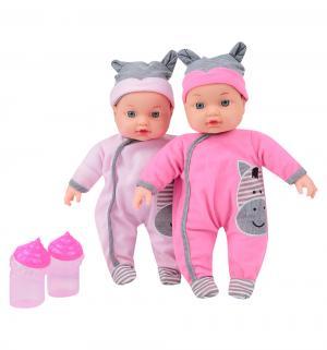 Интерактивная игрушка  Кукла с бутылочкой Tongde