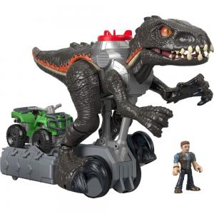 Игровой набор  Jurassic World Гигантский роботизированный динозавр 33 см Imaginext