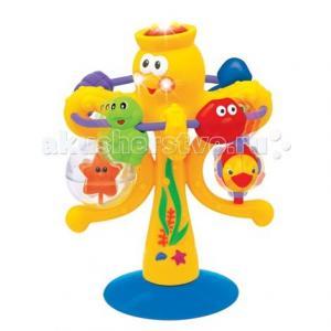 Развивающая игрушка  Осьминог на присоске Kiddieland