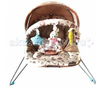 Детский шезлонг Baby Bouncer Bebabybus UC42 Everflo