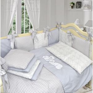 Комплект в кроватку  Скандинавский (6 предметов) Labeille