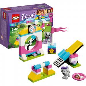 Friends 41303: Выставка щенков: Игровая площадка LEGO