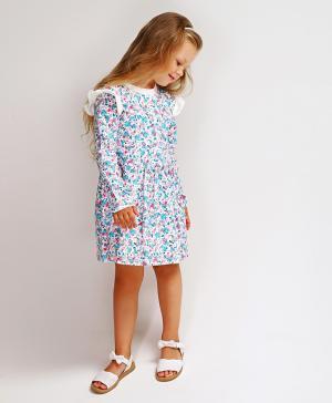 Платье 5+