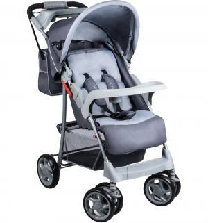Прогулочная коляска  Emma plus, цвет: grey Lionelo