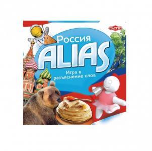Настольная игра Россия Alias Tactic Games