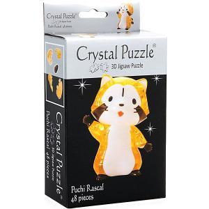 3D головоломка Енот Crystal Puzzle