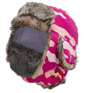 Шапка , цвет: розовый Lappi Kids