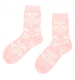 Носки Женские штучки, цвет: розовый