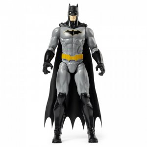 Фигурка Бэтмена в сером костюме 30 см Batman