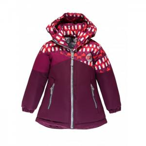 Куртка демисезонная для девочки Softshell Ромб О19065 Sherysheff