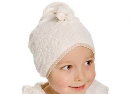Полотенце для волос с отделкой CuddleDry