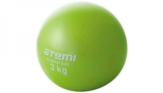 Медбол ATB03 3 кг Atemi
