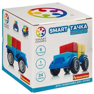 Smart Тачка мини-формат- логическая игра BONDIBON SMARTGAMES.