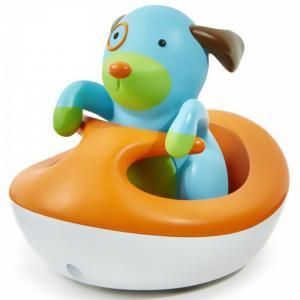 Игрушка для ванной Щенок на гидроцикле Skip-Hop
