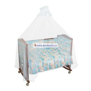 Комплект в кроватку Сонный гномик Топтыжки (7 предметов) Тайна Снов