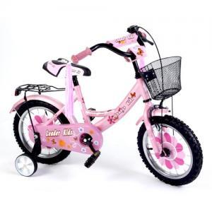 Велосипед двухколесный Leader Kids G14BD127 Lider