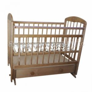 Детская кроватка  Мой малыш 8 маятник поперечный Ивашка