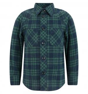 Рубашка , цвет: зеленый Милашка Сьюзи