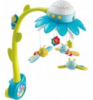 Мобиль  Цветок синий Smoby