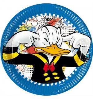 Бумажные тарелки  Дональд Дак - Утиные истории Procos