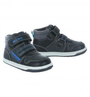 Ботинки , цвет: черный Mio Sole