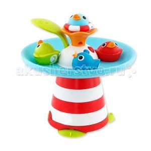 Игрушка для ванной Фонтан Утиные гонки Yookidoo