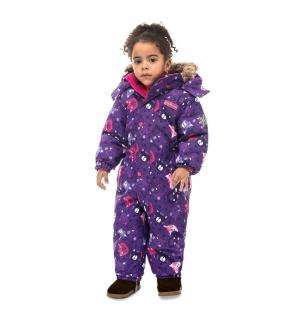 Комбинезон  Виннипег, цвет: фиолетовый Premont