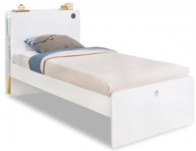 Подростковая кровать  White 200х120 см Cilek