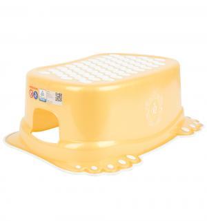 Подставка для ванны  Роял Бэйби, цвет: золотой Tega