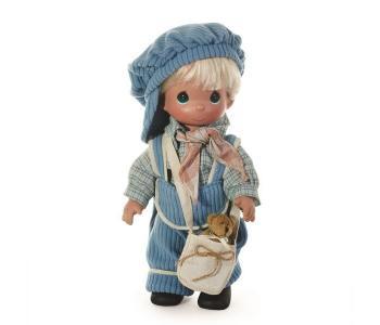 Кукла Мальчики будут мальчиками блондин 30 см Precious