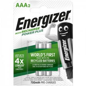 Аккумулятор Power Plus AAA (HR03) 700mAh 2B Energizer