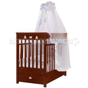 Детская кроватка  FMS Elite продольный маятник Feretti