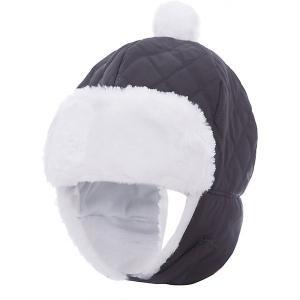 Шапка ICEPEAK. Цвет: серый