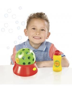 Установка с автоматическим пусканием мыльных пузырей Диско-шар Bojeux
