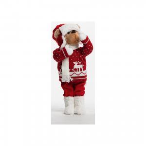 Интерьерная кукла Мишка C21-221035, Estro