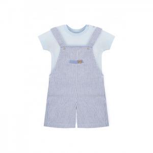 Комплект для мальчика (песочник и футболка) МЛ485025 RBC